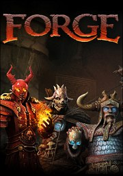 Car�tula oficial de Forge PC
