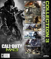 Carátula de Modern Warfare 3 - Collection 3 - Xbox 360