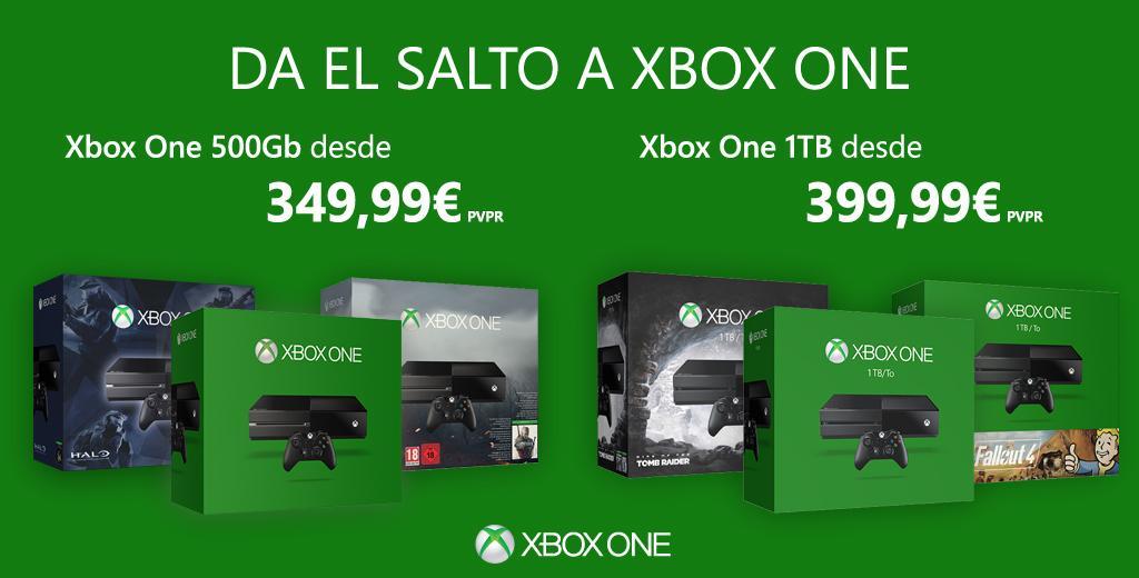Xbox One Baja De Precio En Espana 3djuegos