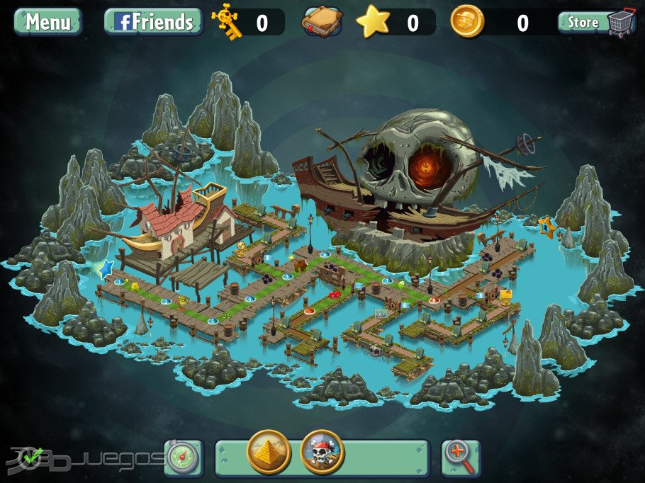 Plants vs Zombies 2 - An�lisis