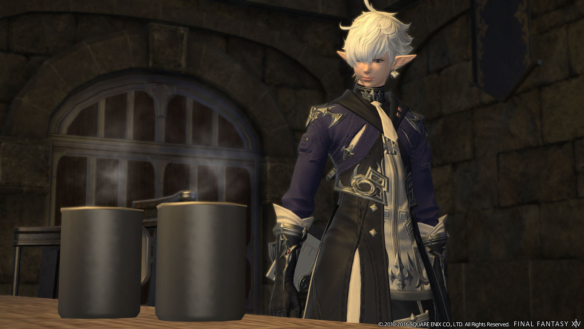 how to play final fantasy xiv online