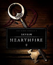 Carátula de Skyrim - Hearthfire - Xbox 360