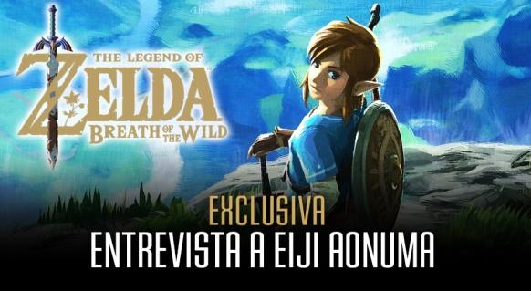 Artículo de Zelda: Breath of the Wild