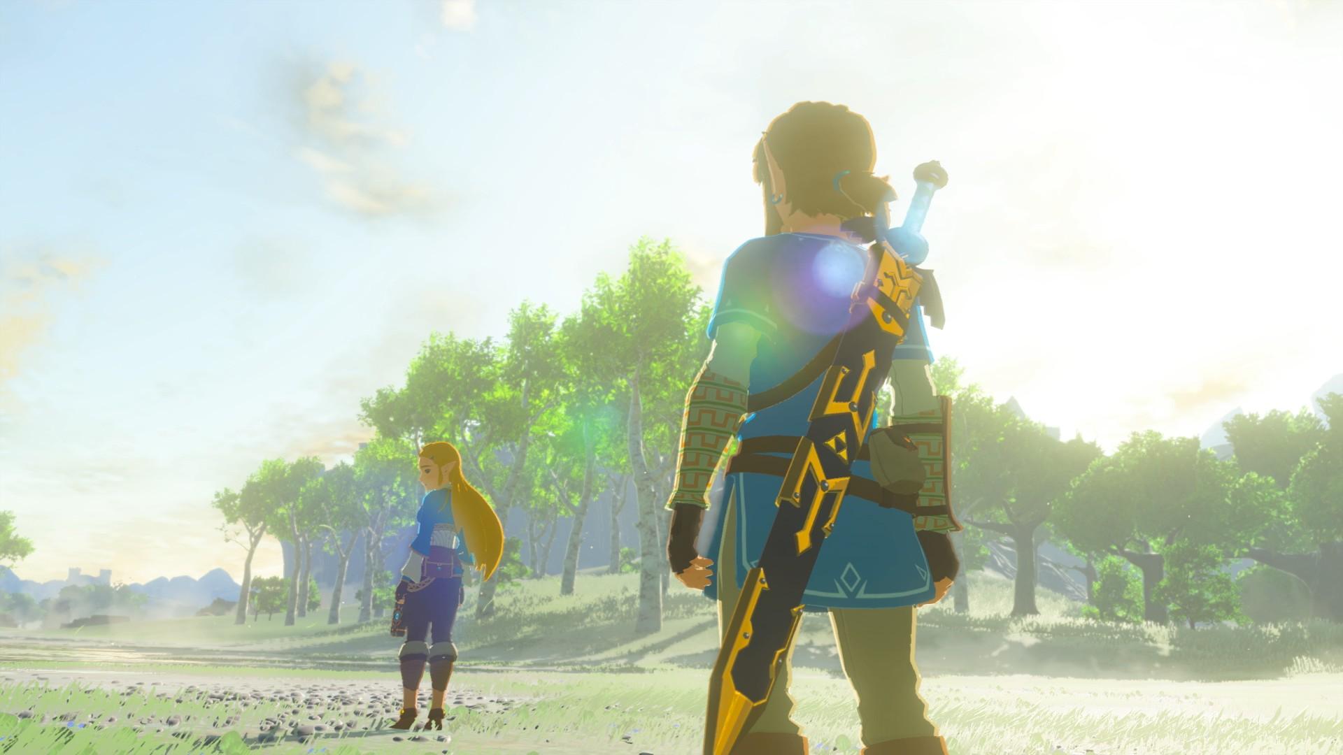 The Game Awards: Zelda: Breath of the Wild, mejor juego del año ...