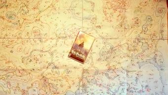 Alucina con este detalladísimo mapa de Zelda Breath of The Wild dibujado a mano por la madre de un fan