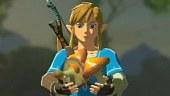 Video Zelda Breath of the Wild - Cortando un Árbol