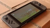 Video Zelda Breath of the Wild - Así se ve Zelda en la pantalla de Switch