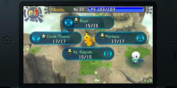 Pokémon Portales al Infinito 3DS