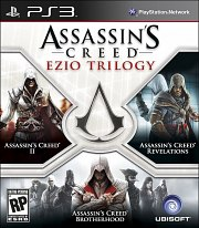 Carátula de Assassin's Creed Ezio Trilogy - PS3