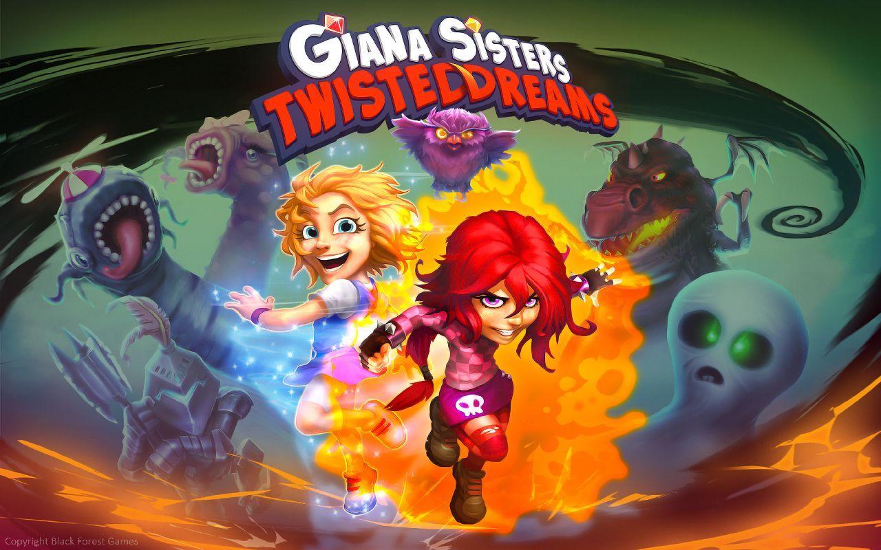 Giana Sisters: Twisted Dreams supera el millón de copias vendidas