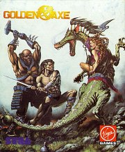 Golden Axe Amiga