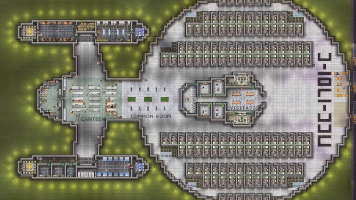 how to run prison architect