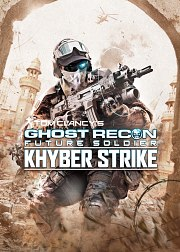 Carátula de Ghost Recon: Future Soldier - Khyber Strike - PS3