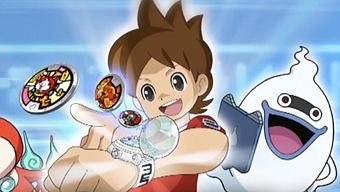 Video Yo-Kai Watch, ¿Suceden Cosas Extrañas en tu Ciudad?