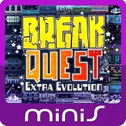 Carátula de BreakQuest: Extra Evolution - Vita