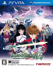 Tales of Hearts R Vita