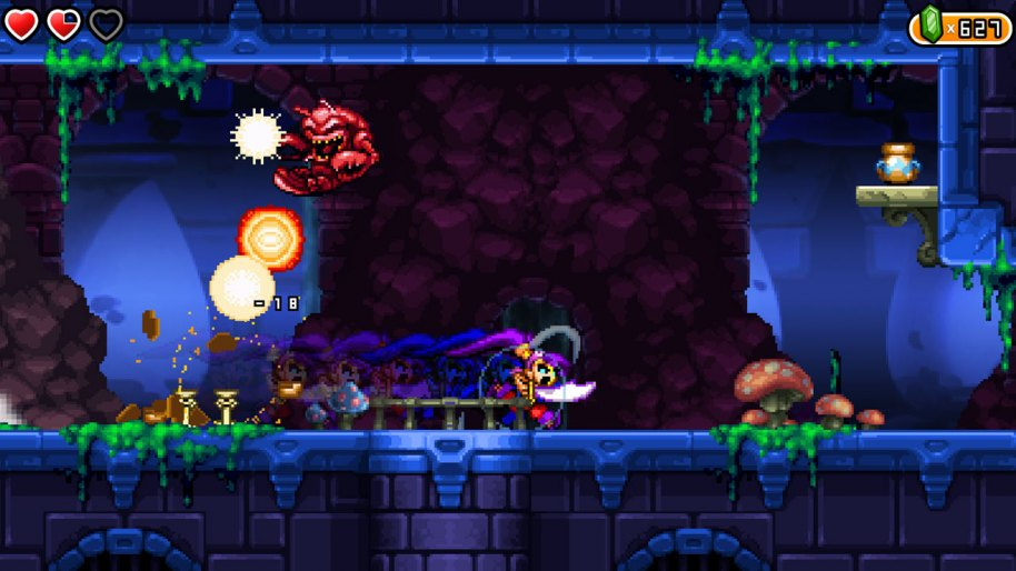 Shantae and the Pirate's Curse PC