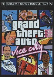 Carátula de GTA: Vice City - XBOX