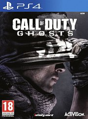 Carátula de Call of Duty: Ghosts - PS4
