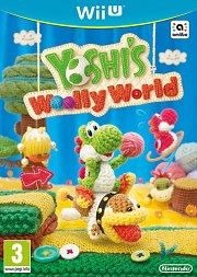 Carátula de Yoshi's Woolly World - Wii U