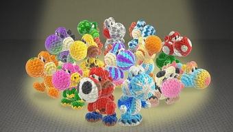 Video Yoshi's Woolly World, Tráiler Descriptivo (JP)