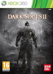 Carátula de Dark Souls II - Xbox 360