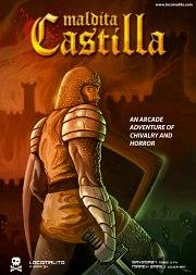 Carátula de Maldita Castilla - PC