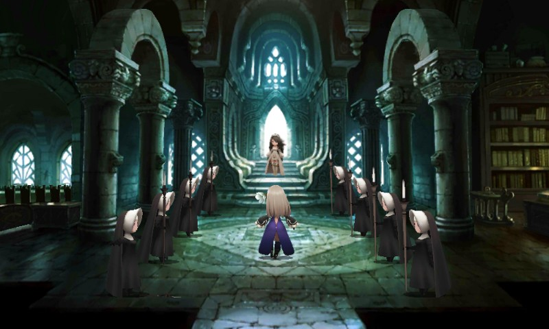 Bravely Second End Layer: Bravely Second End Layer: El rol más deseado para 3DS