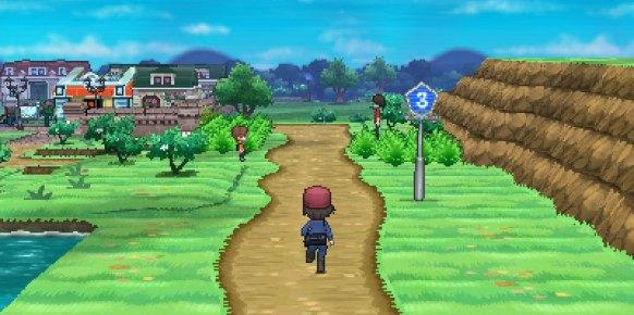 Pokemon XY: Primer contacto