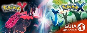 Guía completa de Pokémon X / Y