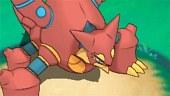 Volcanion, el Pokémon Vapor