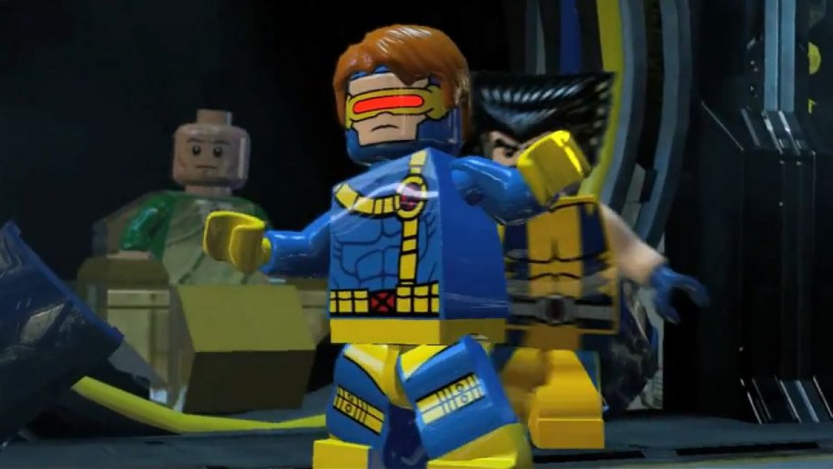 lego marvel super heroes gamescom trailer pc ps3 x360