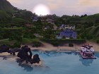 Pantalla Los Sims 3: Aventuras en la Isla