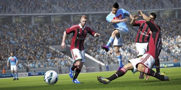 FIFA 14: FIFA 14: Primer contacto