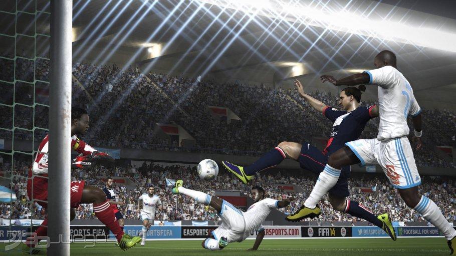 FIFA 14 - An�lisis