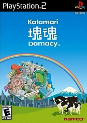 Carátula de Katamari Damacy - PS2