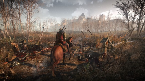 Witcher 3: The Witcher 3 Wild Hunt: Impresiones Level Up