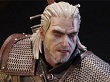 The Witcher 3: Alucina con esta espectacular figura de Geralt de Rivia