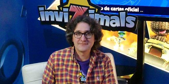 Invizimals Desafíos Ocultos: Entrevista a Daniel Sánchez Crespo