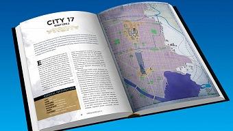 'Virtual Cities': un atlas de tus ciudades de videojuego favoritas