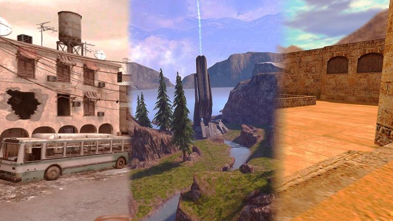 8 mapas multijugador inolvidables que son un ejemplo de buen diseño de videojuegos