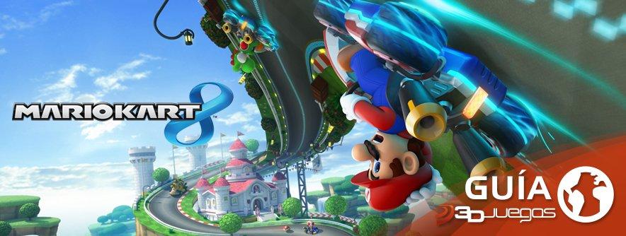 Guía Mario Kart 8