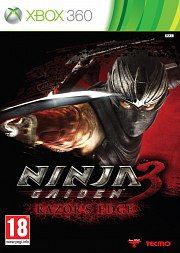 Carátula de Ninja Gaiden 3: Razor's Edge - Xbox 360
