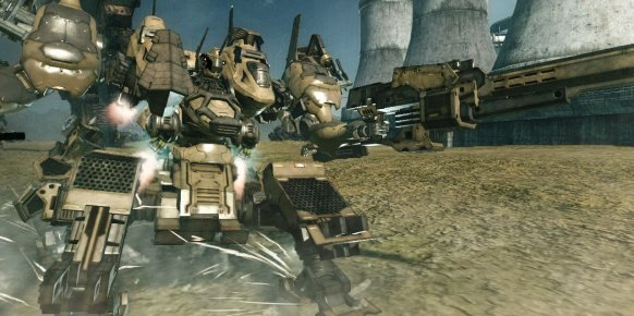Armored Core V Verdict Day an�lisis