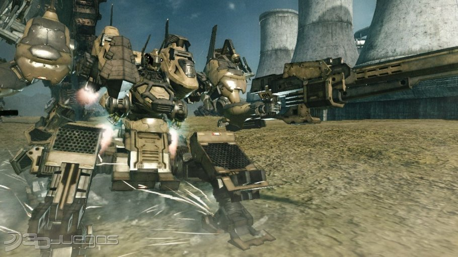 Armored Core V Verdict Day - An�lisis