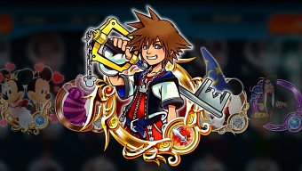 Video Kingdom Hearts: Unchained X, Tráiler de Lanzamiento
