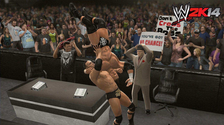 WWE 2K14 - An�lisis