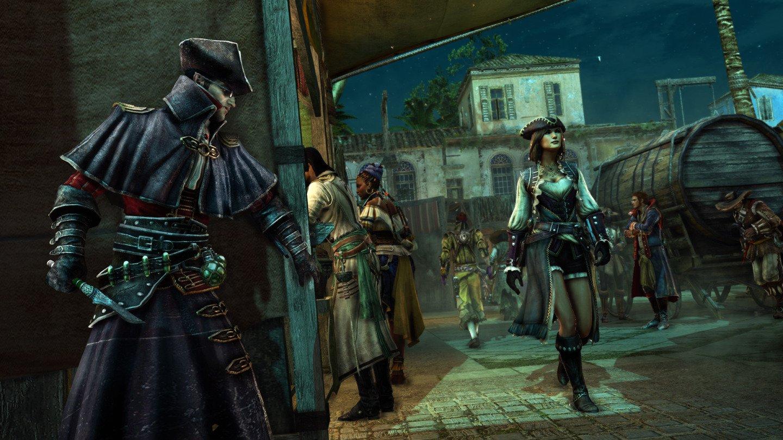Análisis de Assassin's Creed 4 Black Flag para Xbox One ...