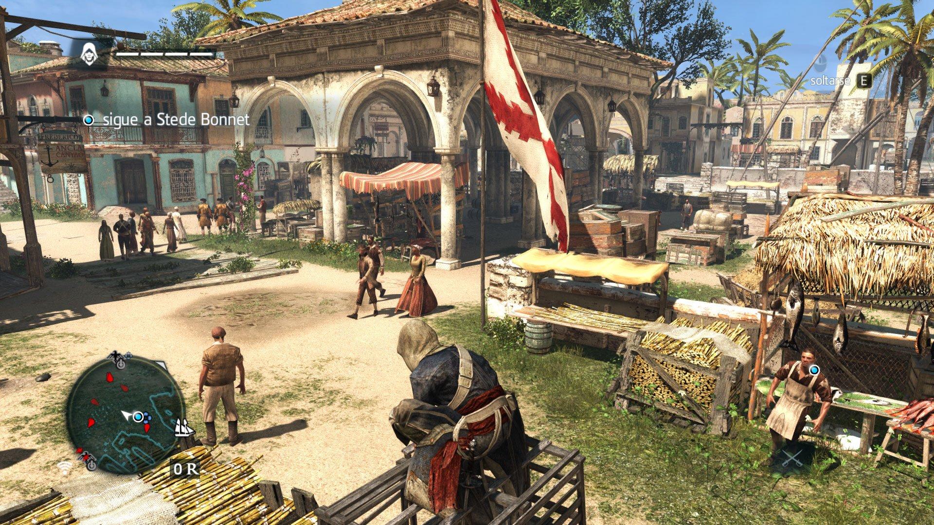 Assassin's Creed 4 Black Flag para PC - 3DJuegos