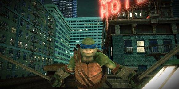 TMNT Desde las Sombras Xbox 360